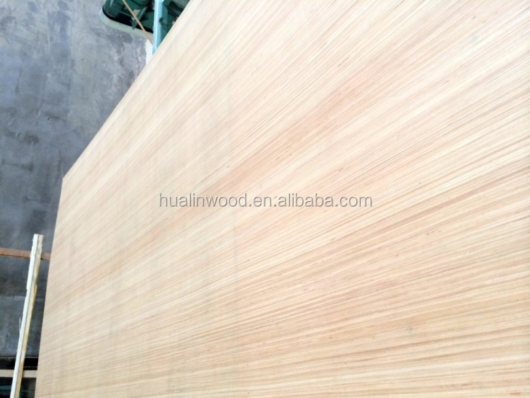 Straight Line Natural America Cherry Fancy Plywood-Furniture Plywood