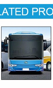 6m 19seats Euro 3 emission luxury passenger bus for sale