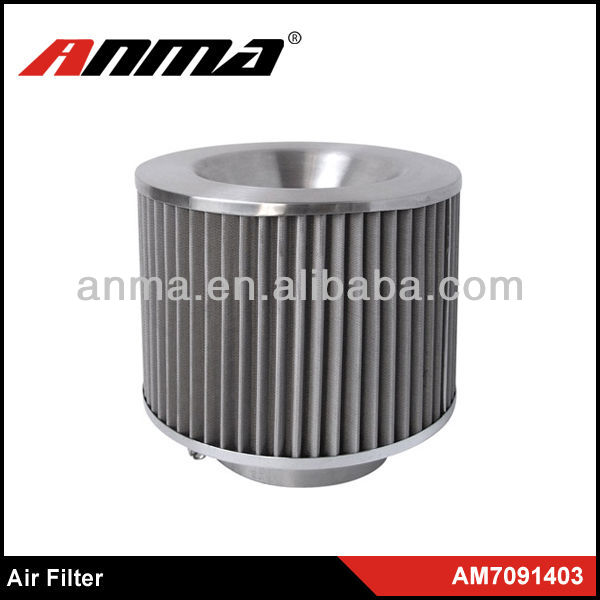 Universal auto Air Oil Crankcase vent Breather Intake Filter/stainless steel air filters from China