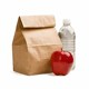 Food grade moisture proof potato chips paper packaging bag