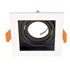 led downlight housing squre led downlight module mounting rings with 3CE