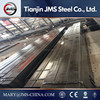 Oiled black square steel pipe/tube building material