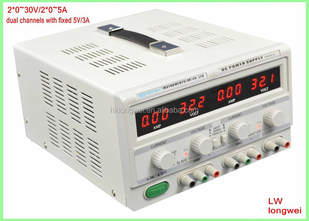 Single dc regulated power supply Adjustable dc power supply 0~30 v 0~5 a DC Power Source