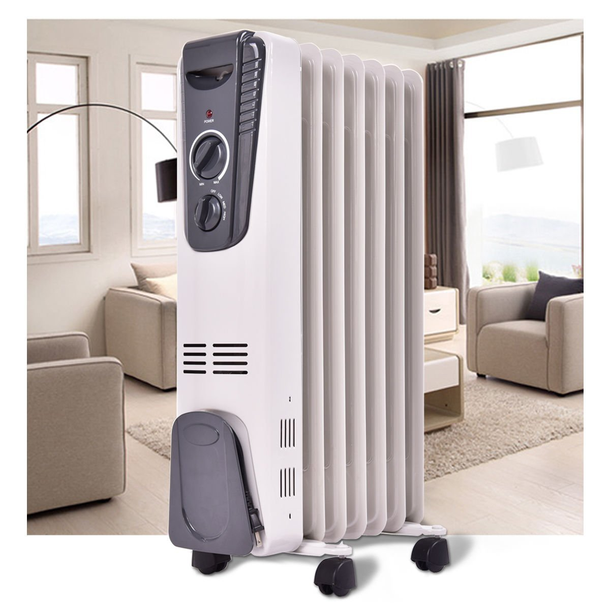 Cheap Oil Filled Electric Space Heater, find Oil Filled Electric ...