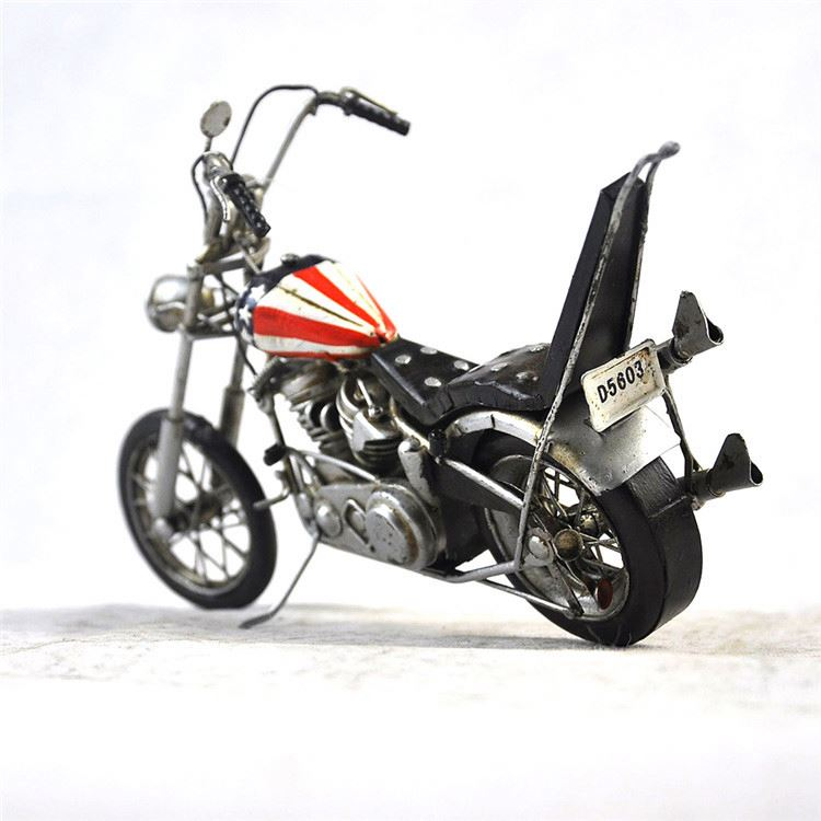 Hot Sale Simple Design Handmade Motorcycle Model From Manufacturer ...