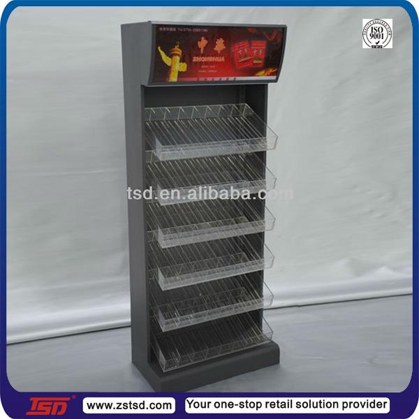 Tsd M499 Custom Shop Retail High Quality Cigarette Display
