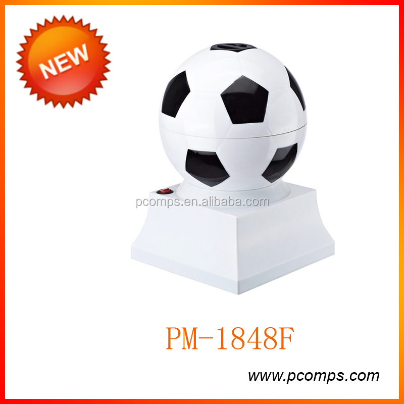 2016 hot sale hot air 8 OZ white color popcorn machine