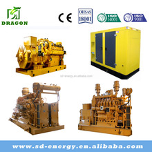 1mw 2mw 3mw Clean power 750KW Natural Gas Generator Set