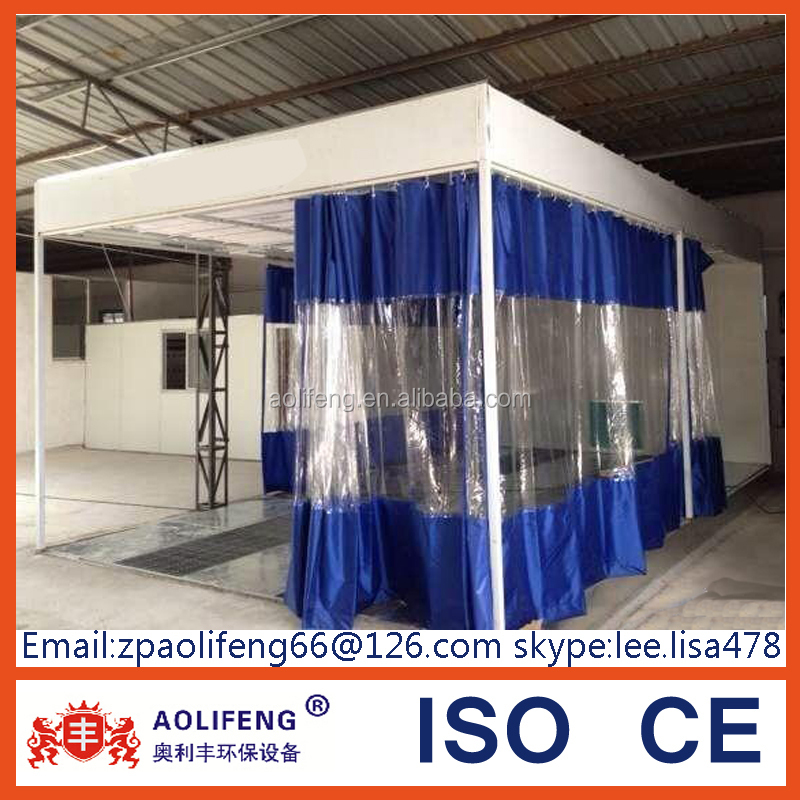 Auto body prep station/ Portable spray booth for sale