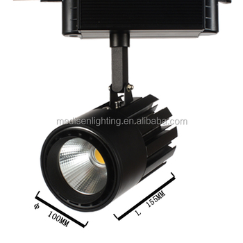 4 Wire 50w Global Track Lighting System
