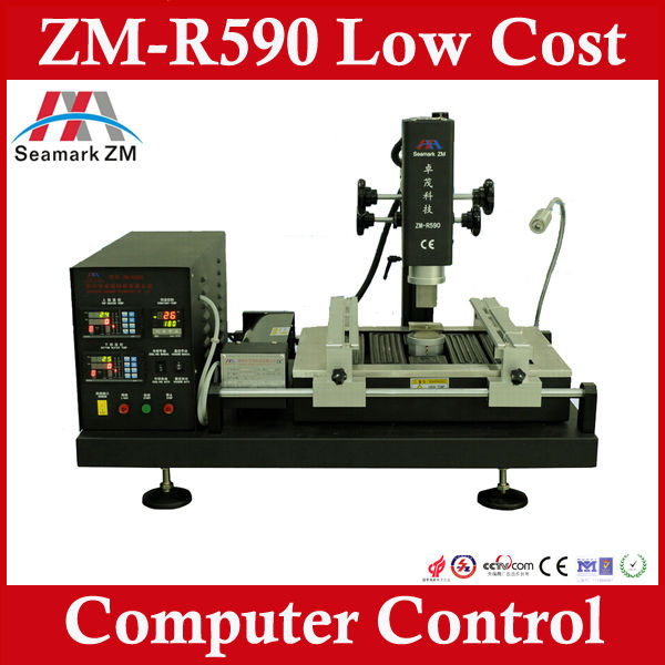 Low price hot sale bga laptop welding machine ZM-R590 K-type thermocouple