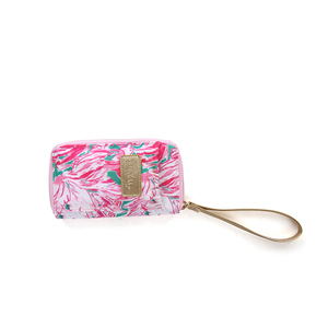 Wholesale High Quality Monogrammed Lilly Pulitzer Wristlet