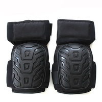 NEW! Professional Comfortable Gel Cushion Knee Pads for Work, Flooring, Construction, Gardening and Tactical