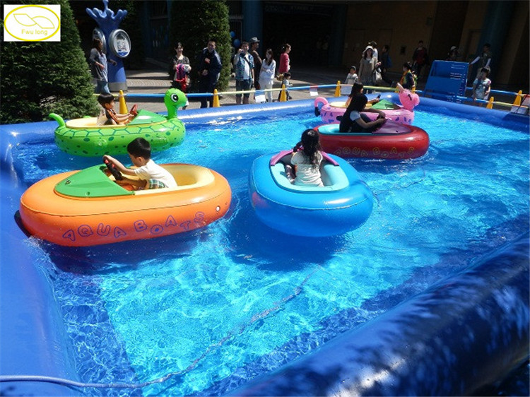 Powered Boats Inflatable Boat For Pool Swimming Pool Boats