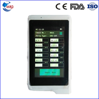 Portable universal urine analyzer for urinalysis strips 10 parameters CE FDA ISO approved