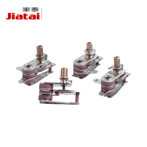 JIATAI Oven Parts normally open bimetal thermostat appliance