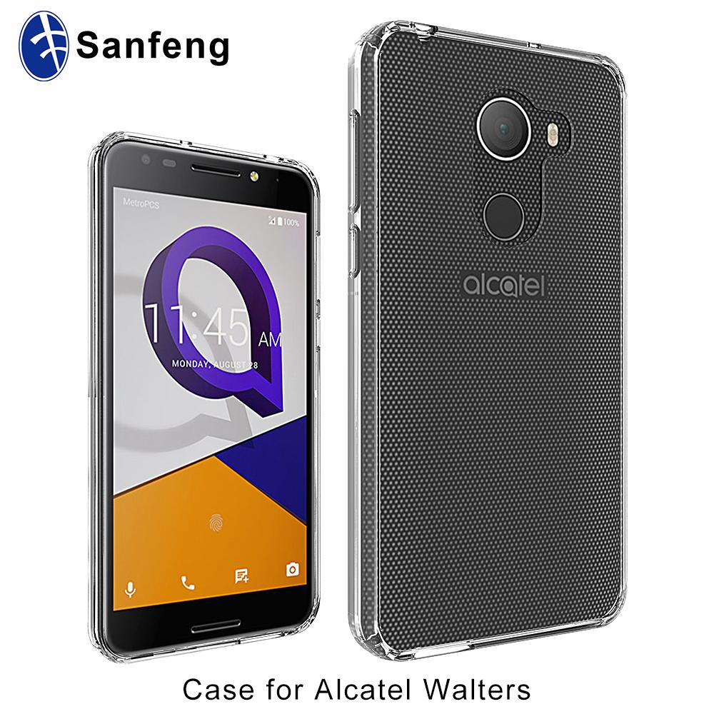 promo code d2c5a 981de For Alcatel A30 Fierce (2017) | A30 Plus | Walters | Revvl Case Dual Layer  Cover - Buy For Alcatel Revvl Case,For Alcatel A30 Plus Case,For Alcatel ...
