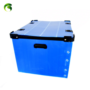 High Quality Factory corrugated esd plastic box