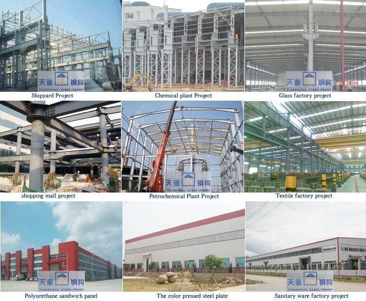 Prefab Steel Structure Design Industrial Workshop Factory Building - Buy  Prefab Steel Structure Design Industrial Workshop Factory Building Product  on