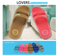 Newest nice design and popular beach EVA women slipperfancy house shoes