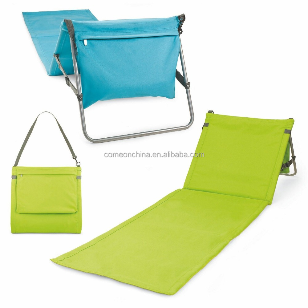 Outdoor Cheap Beach Lounge Chair Mat Foldable