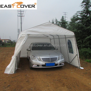 11'x16' hot sale low cost portable steel carport