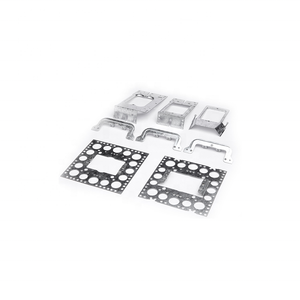 Australia Standard Electrical Metal Plaster Bracket For Wall Switches and Sockets