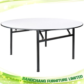 wholesale 6ft round banquet folding table for sale buy 6ft round banquet table banquet folding. Black Bedroom Furniture Sets. Home Design Ideas