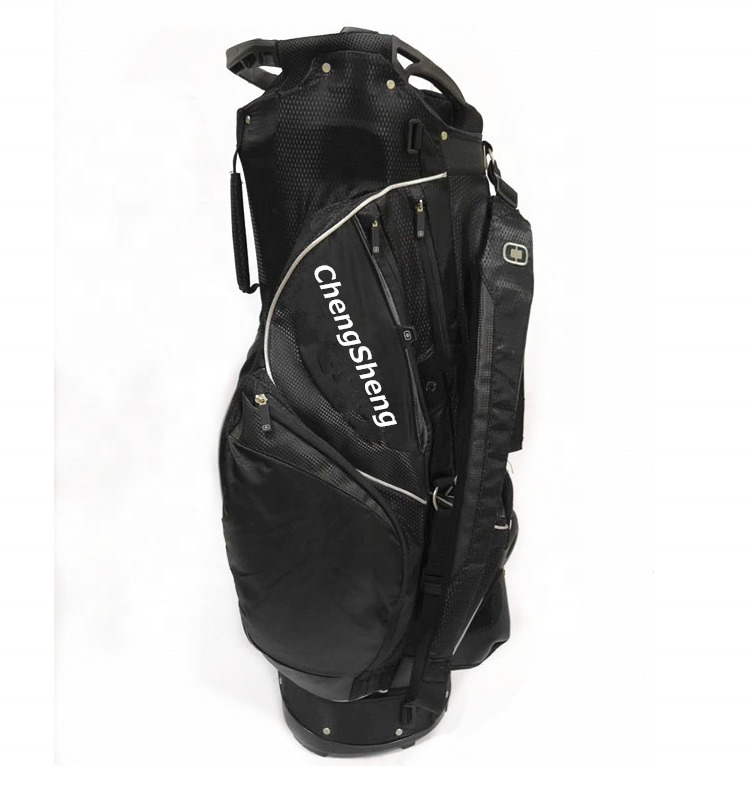 OGIO Large capacity black polyester golf cart bag for sale