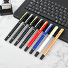 High Quality Durable Parker Cap-off Metal Roller Pen Promotional