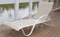 Dealer cheap classic simple design rattan lounge for sunshine beach island hotels