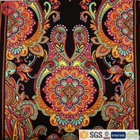 Popular High strecthy Knitted African Print Fabric