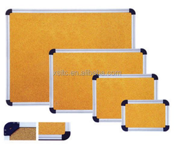 Various Size Of Aluminium Frame Cork Bulletin Board Buy