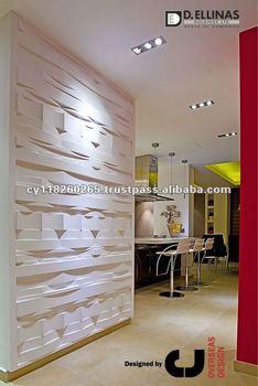 Murales 3d Per Interni.Superficie Embosed Interni Decorativi 3d Pannello Murale Per Interni Spazi Buy Decorativi Pannelli Di Rivestimento Murale Pannelli Interni
