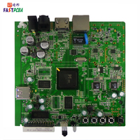 Pcba One-stop Service Induction Cooker Pcb Circuit Board Assembly