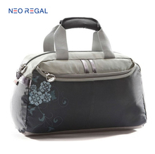 Promotional fashionable cheap washable travel duffle bags/sport bags
