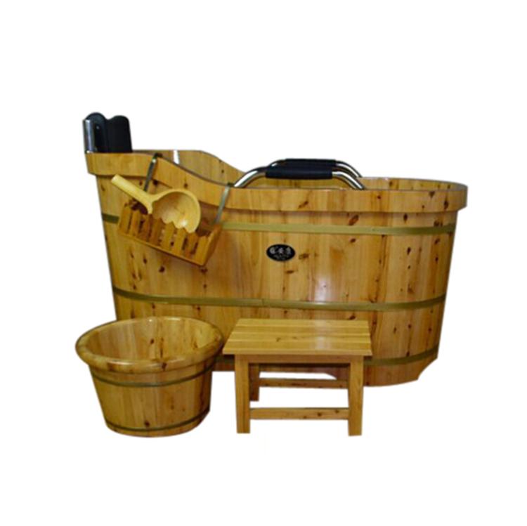 Sauna portatile vasca da bagno con manico in legno id prodotto 60407739798 - Bagno portatile ...