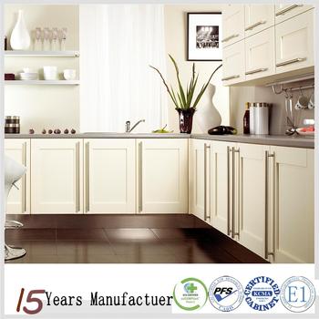 China Membuat Mewah Furniture Lemari Dapur Untuk Dijual