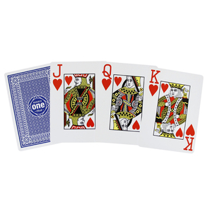 Advertising Poker 100% Pvc Plastic Customized Printed Playing Card Play Hand Made Paper Greeting Cards Best Adult Games