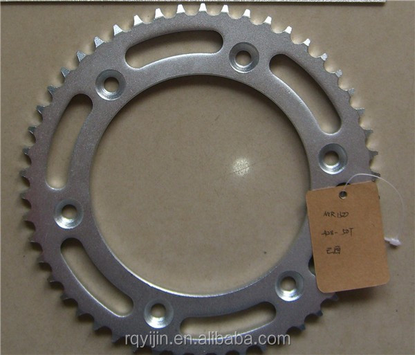 wholesale good quality of motorcycle chain sprockets for NXR150