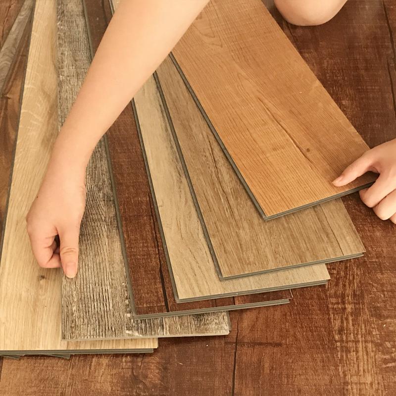 Self Adhesive Pvc Wood Grain Vinyl Sheet