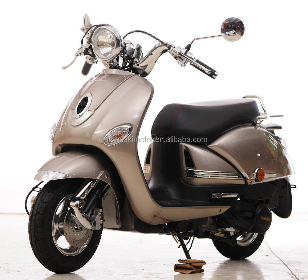 Chinese Cheap High Quality Eec Classic Scooter 50cc Buy
