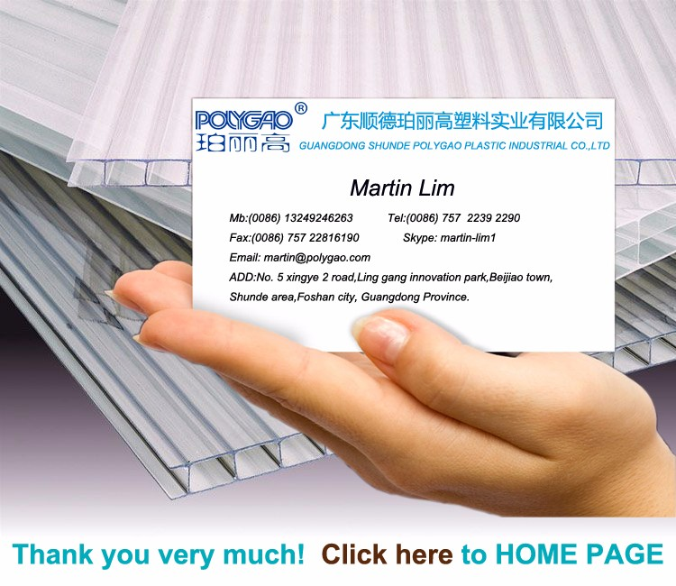 Wholesale ge lexan polycarbonate sheet manufacturers for office buildings-17