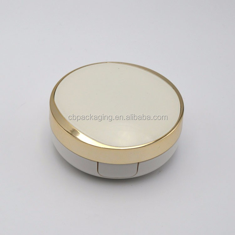cosmetic foundation air cushion compact powder container