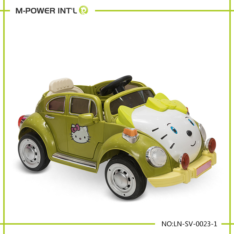 Hot sale baby electric toy car / cute kids electric car for girls