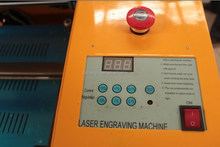 liaocheng keliang flash stamp machine laser stamp machine
