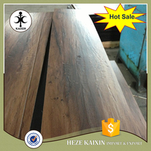 Anti-deformation waterproof wood pvc vinyl flooring plank prices