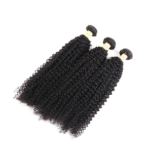 9A Grade Virgin Remy Bulk Malaysian Curly Human Hair Weaves Extension