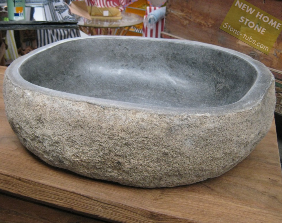 Natural Stone Vessel Bathroom Sinks