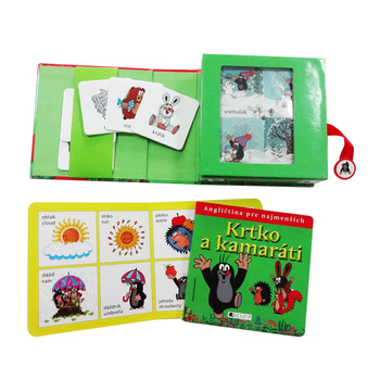 Gift Playing Card Set For Little Kids Learning Fancy Birthday Gifts